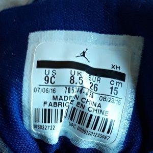 Jordan Shoes - Air Jordan 1 Kids size 9c.